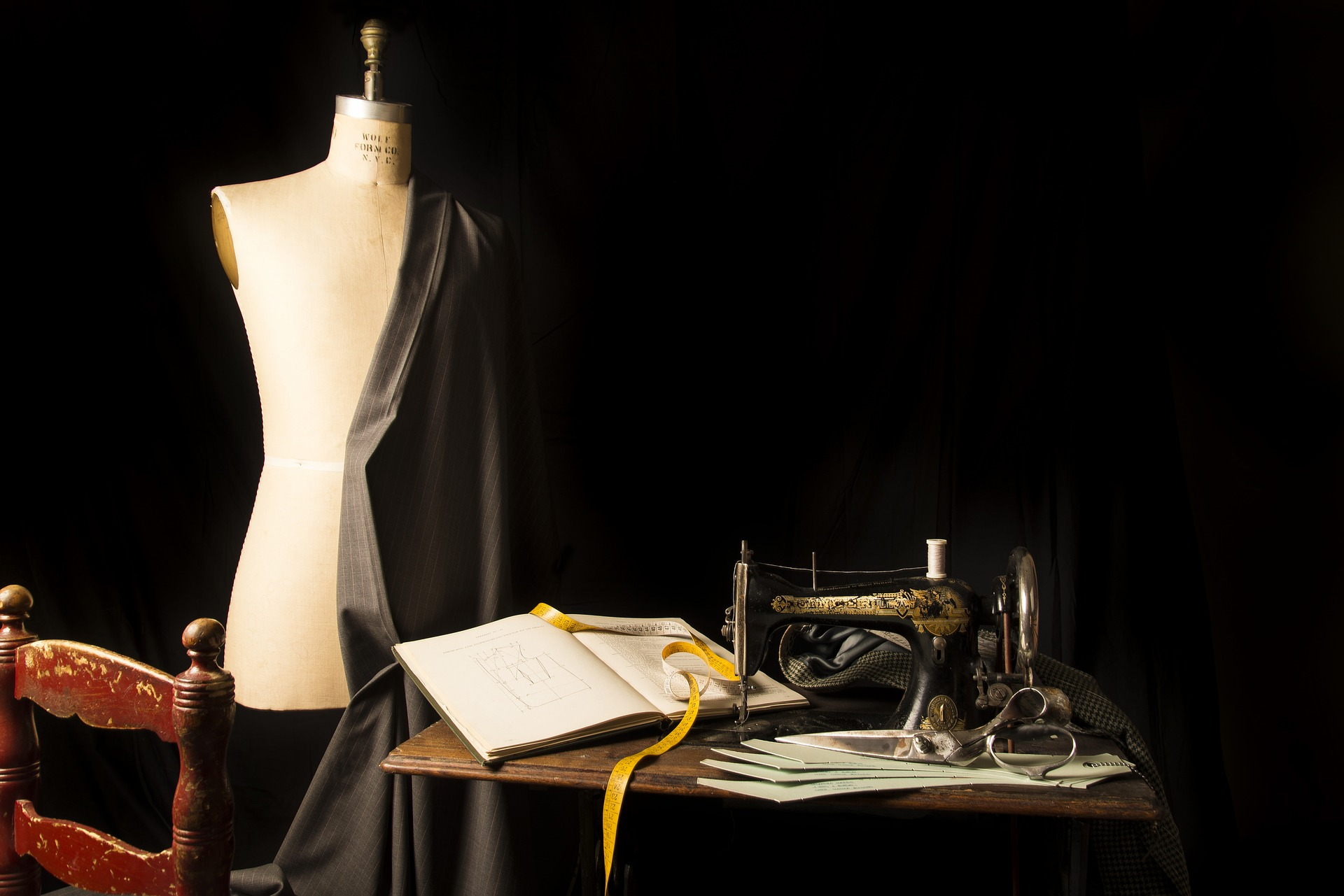 Vaše textilní potřeby na jednom místě