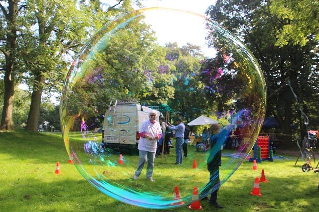 obrovksá bublina