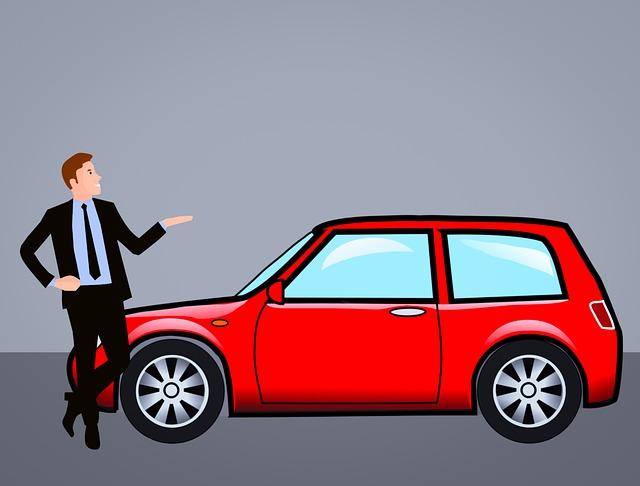 prodejce aut