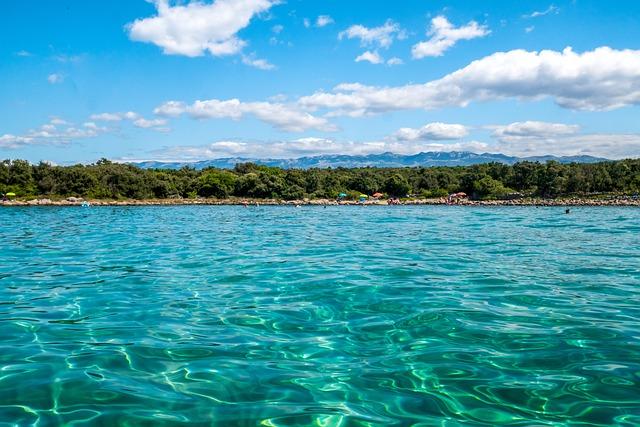 krásné moře