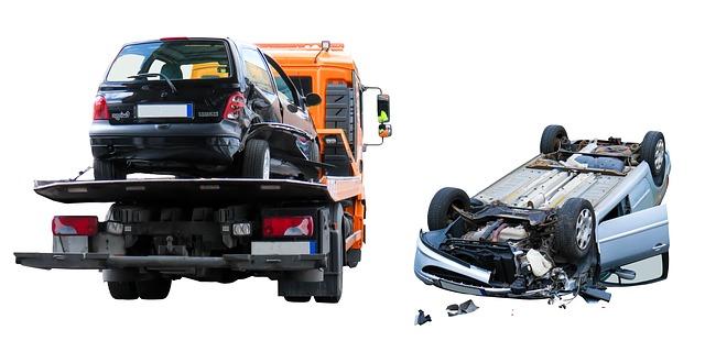 odstranění nehody