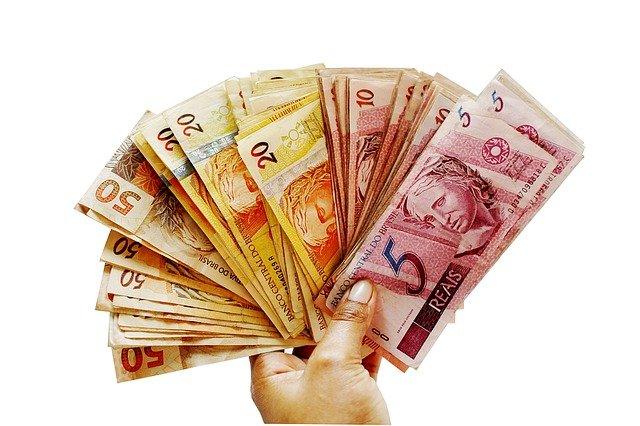 měna brazilský real