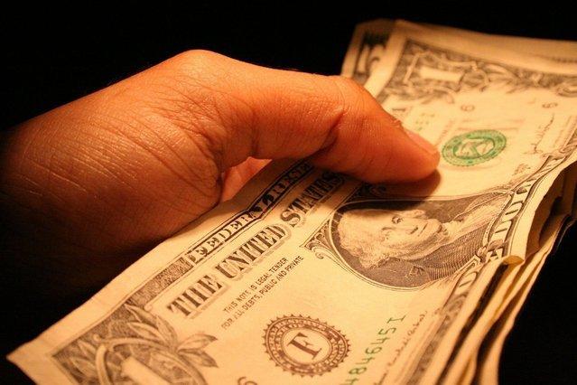 podané peníze