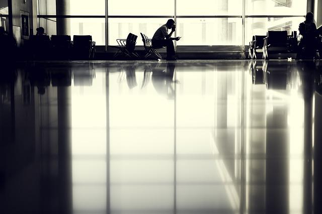 hala letiště