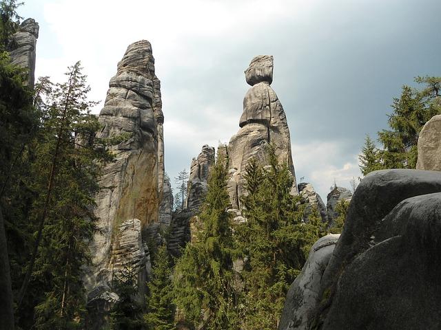 Užívejte si v krásném okolí Adršpašských skal