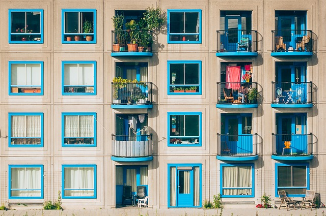 byty s balkónem
