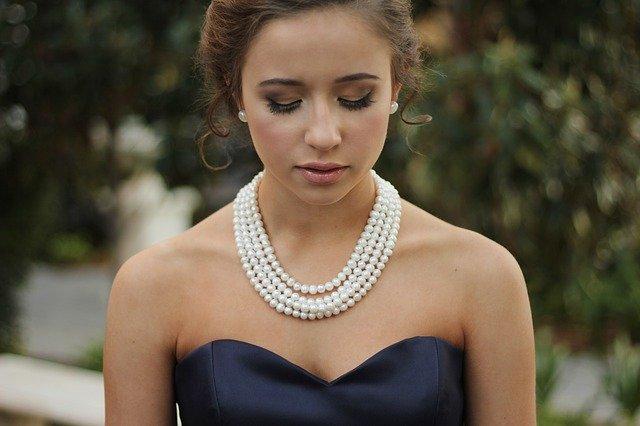šperk z perel