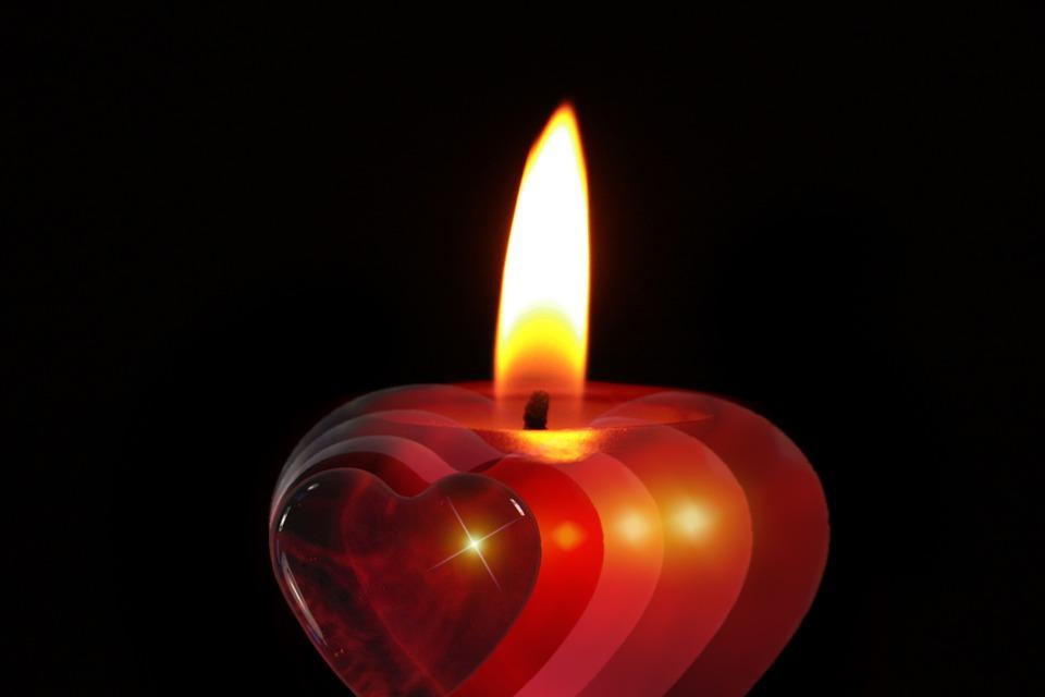 Jsou dekorativní svíčky zdravé?